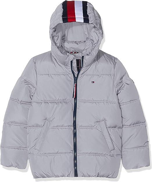 up-to-date styling eccezionale gamma di colori designer nuovo e usato Tommy Hilfiger Jungen Essential Padded Jacket Jacke: Amazon.de ...