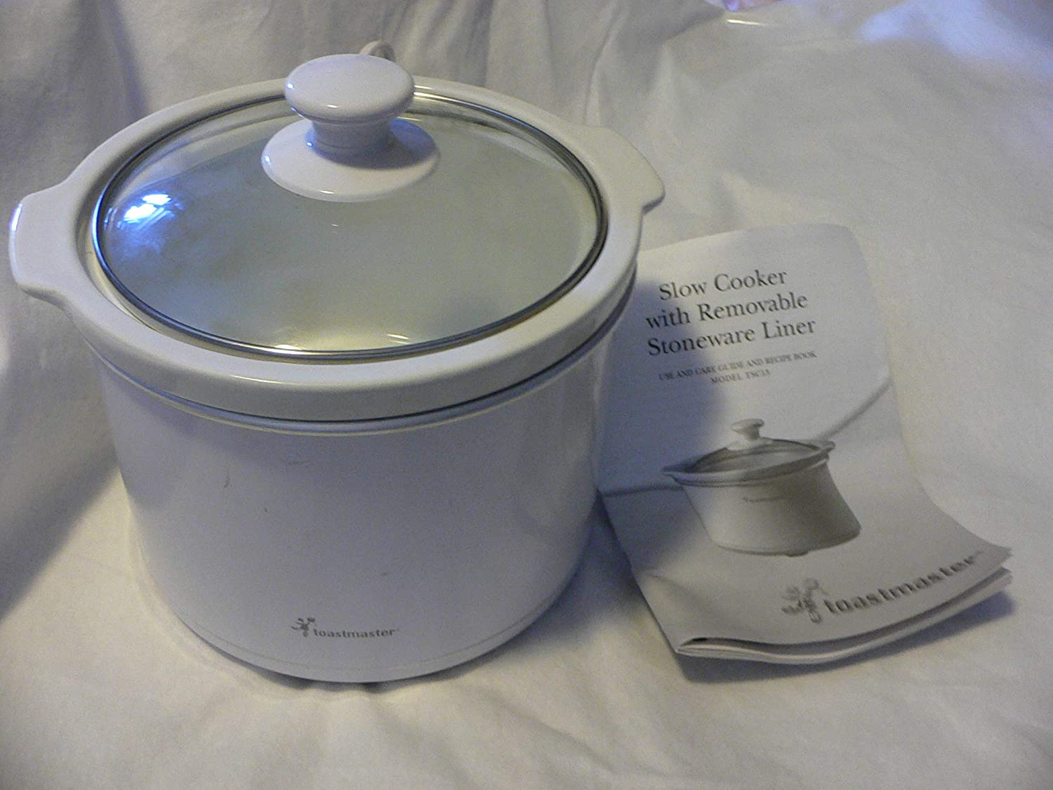 Toastmaster TSC15 1.5-Quart Slow Cooker