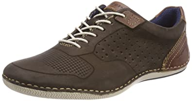 321480011500, Sneakers Basses Homme, Bleu (Dark Blue), 40 EUBugatti