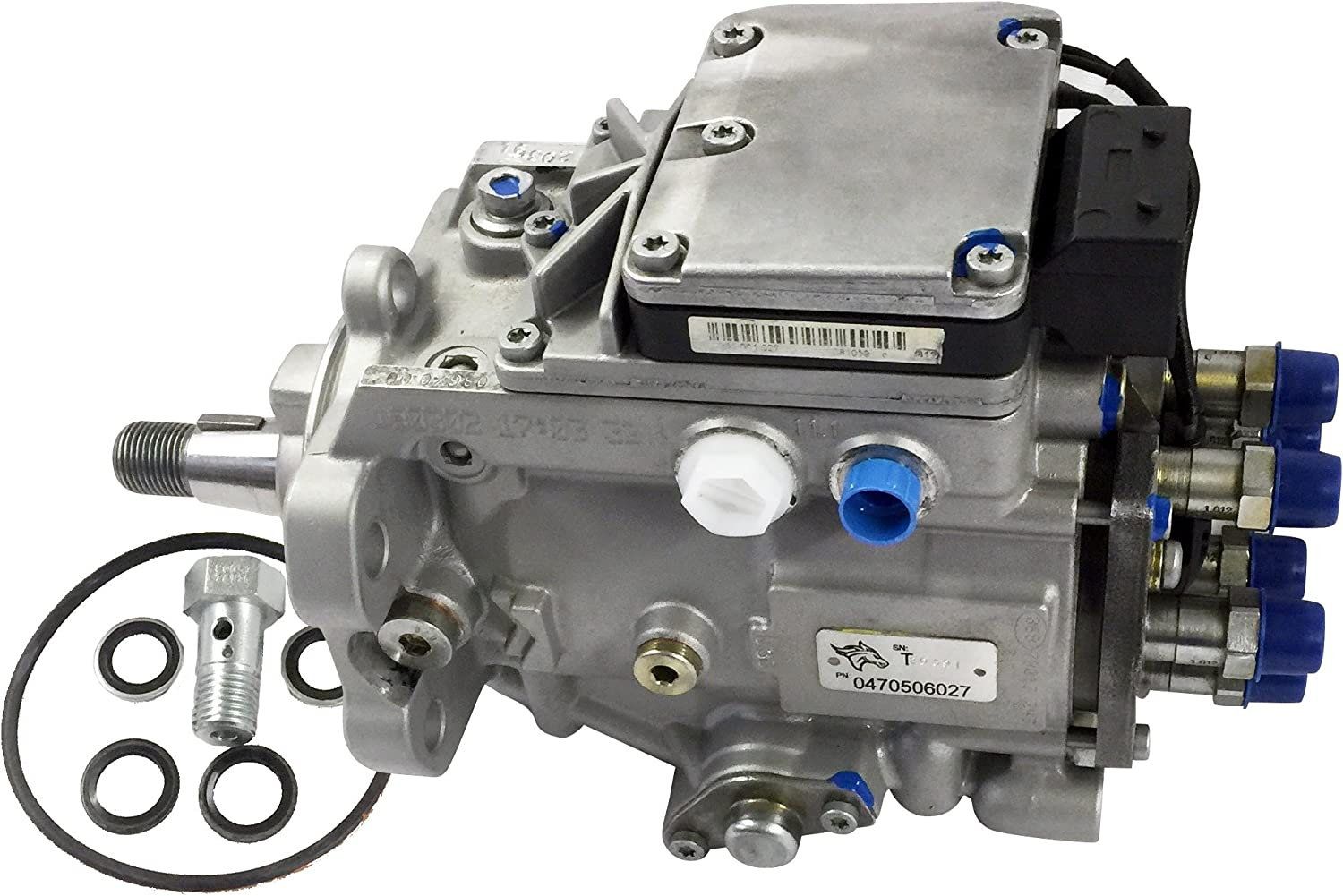 VP44 Fuel Injection Pump 98.5-02 Dodge Cummins Auto/5 Speed; 98.5-99 6 speed non HO