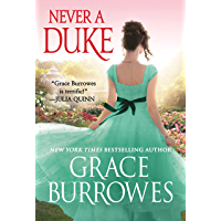 Never a Duke (Rogues to Riches)