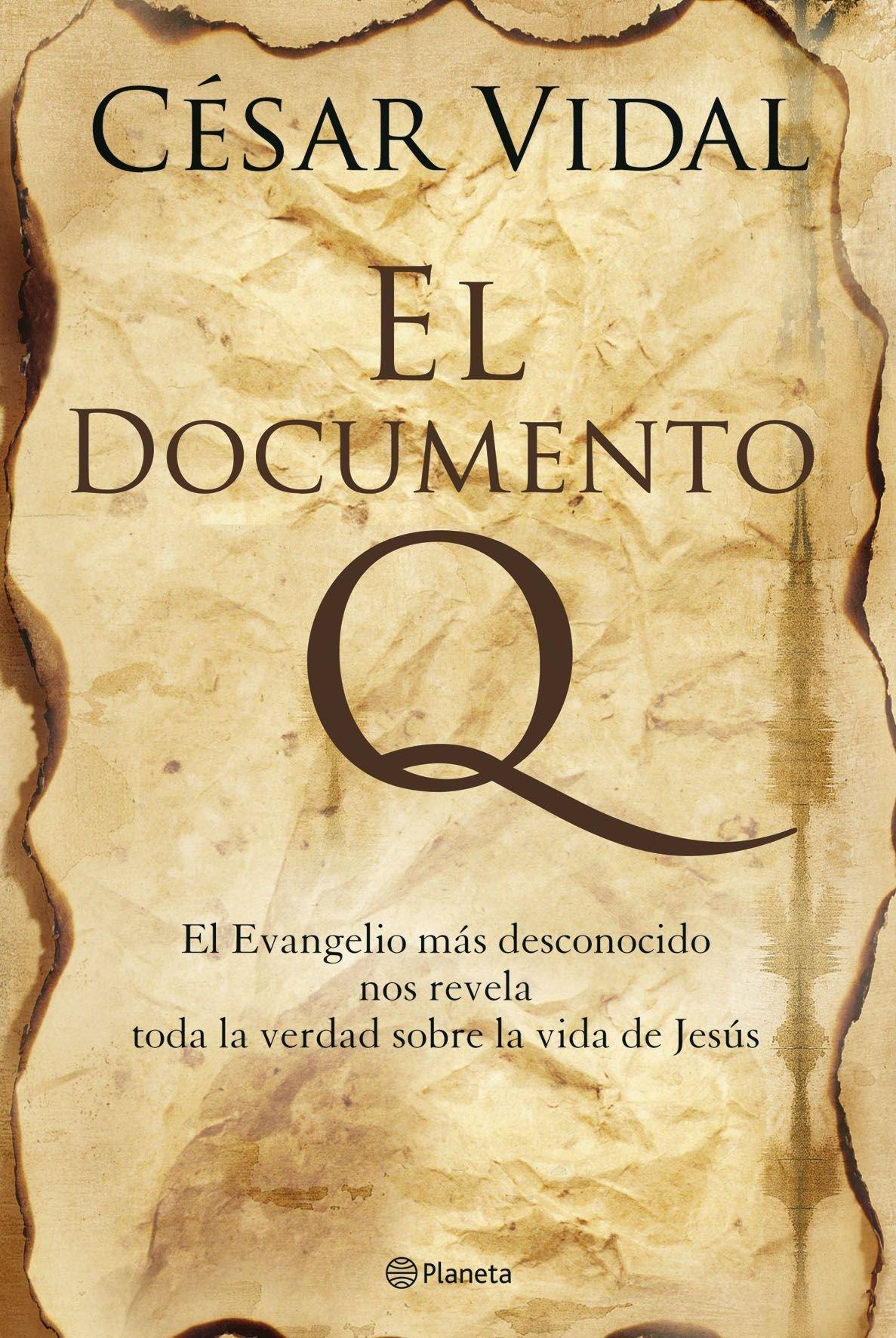 El documento Q ((Fuera de colección)): Amazon.es: Vidal, César: Libros