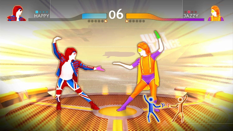 Just Dance 4 - [Nintendo Wii]: Amazon.de: Games