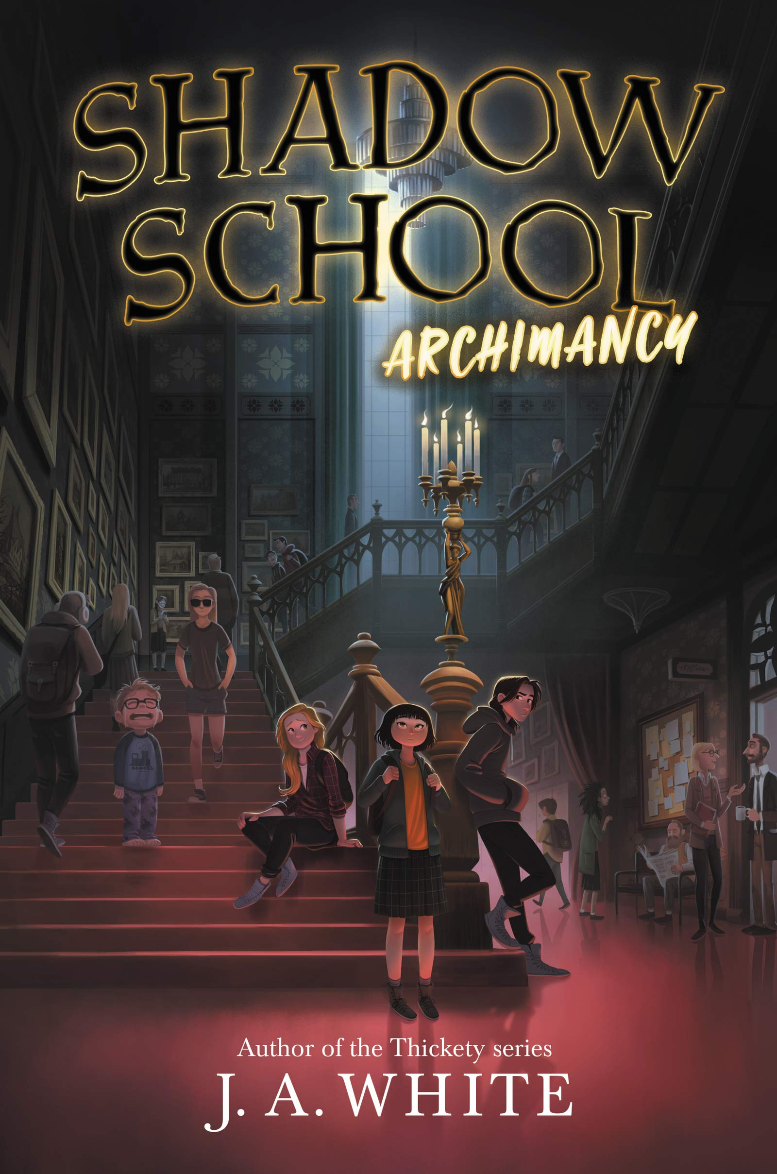 Image result for archimancy shadow school