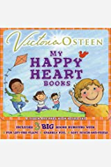 My Happy Heart Books: A Touch-and-Feel Book Boxed Set Board book