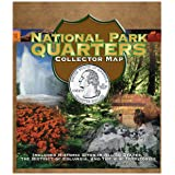 National Park Quarters: Collector Map : Limted Mintage