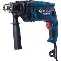 Bosch 06012281D4-000, Furadeira de Impacto GSB 16 RE 127V, Azul