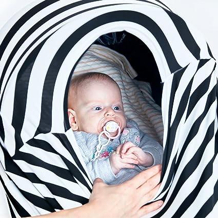 Amazon.com: Bufanda de lactancia, también sirve como ...