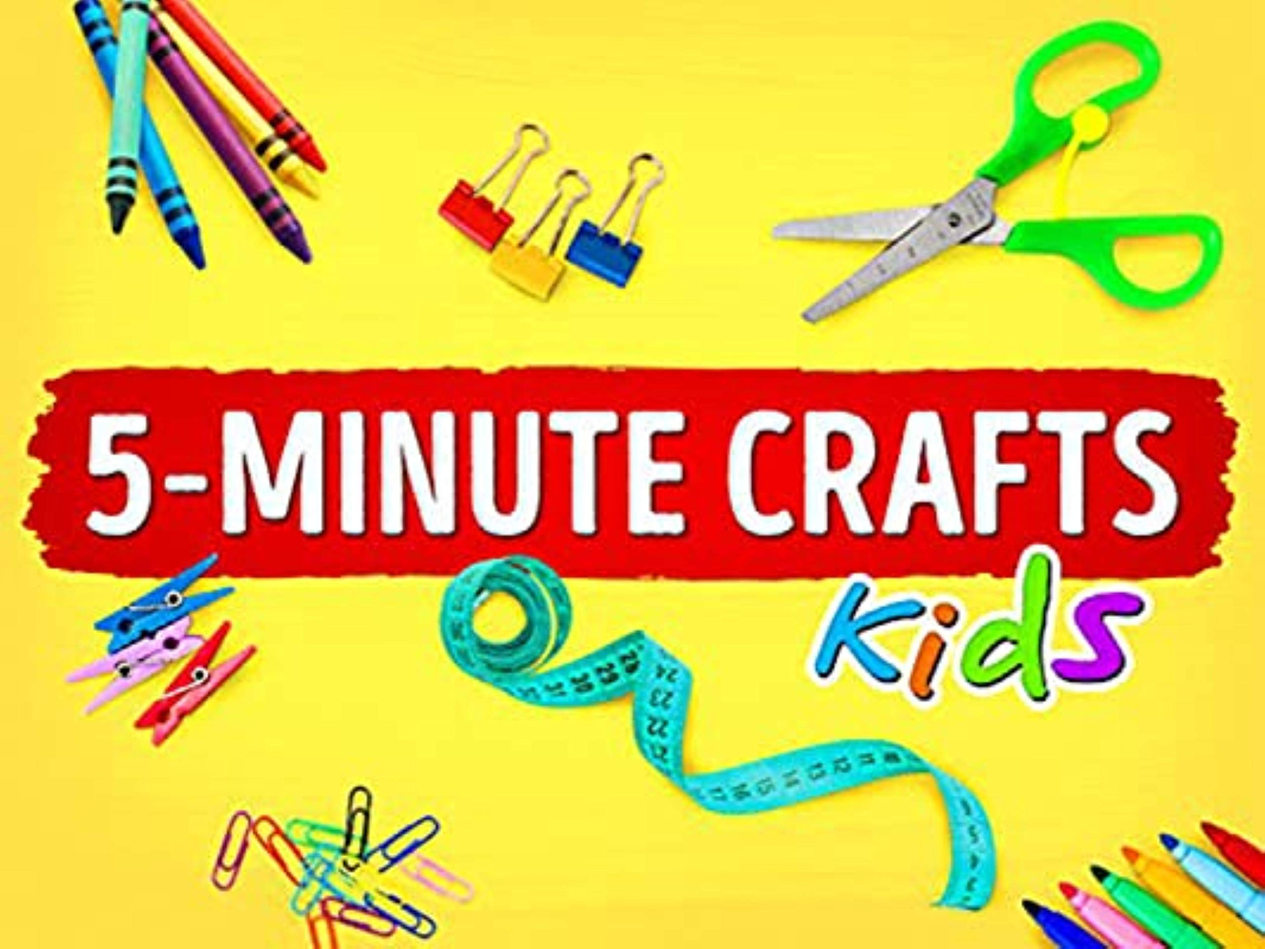 Watch 5 Minute Crafts Kids Prime Video