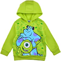 Disney Monsters Inc. Pullover Hoodie for Boys and Girls, Kid's Hooded Sweater