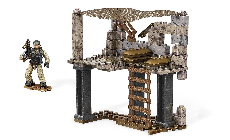 Mega Construx Call of Duty Sniper Outpost Mattel DPB52