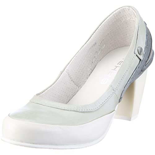 0ae6ec98f1e448 Rehab Womens Rihanna Pumps Gray Grau Light Grey Size  40  Amazon.co ...