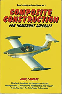 Composite Construction for Homebuilt Aircraft: The Basic