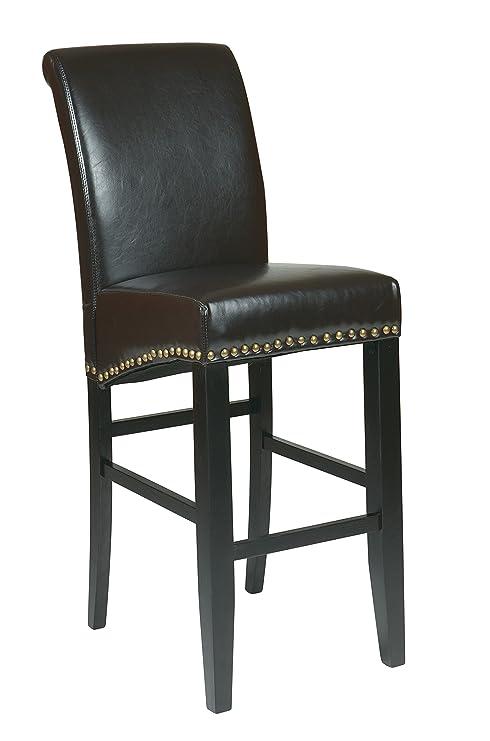 Cool Osp Designs 30 Parsons Barstool Creativecarmelina Interior Chair Design Creativecarmelinacom