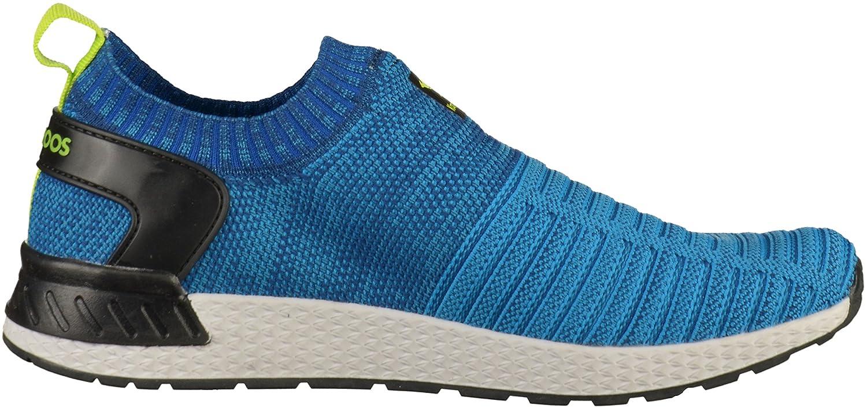 KangaROOS Unisex-Erwachsene W-600 W-600 Unisex-Erwachsene Sneaker Blau (Navy/Lime) 764115