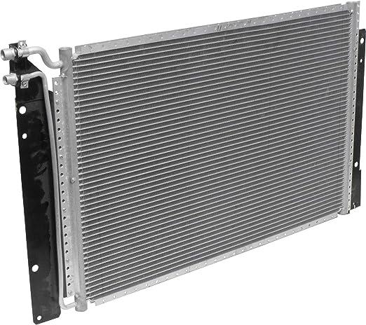 A//C Condenser-Condenser Serpentine UAC CN 4798PFC