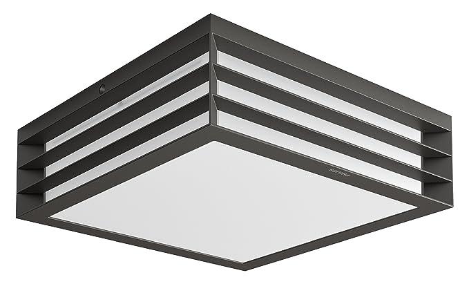 Plafoniere Led Philips Prezzo : Philips moonshine lampada da soffitto esterno grigio scuro