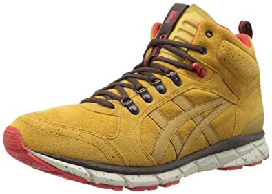 factory authentic a110b c3431 Onitsuka Tiger Harandia High-Top Fashion Sneaker Honey ...