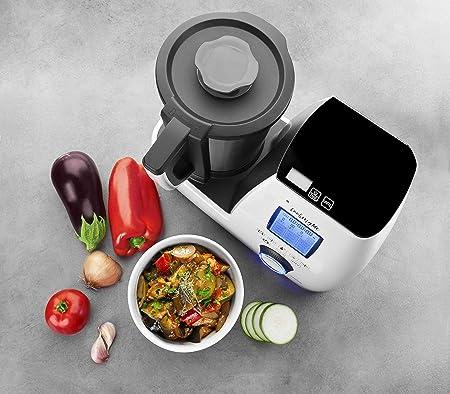 Lacor Cookingme Robot de Cocina Recetario Español: Amazon.es: Hogar