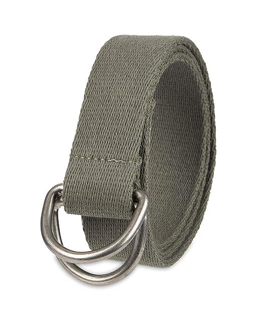 Dickies - Cinturón de algodón para hombre: Amazon.es: Ropa y ...