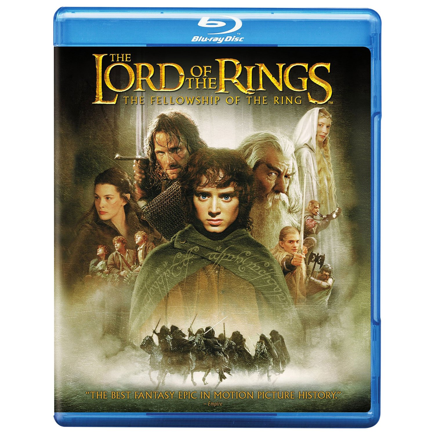 Amazon in: Buy Lord of the Rings: The Fellowship of the Ring