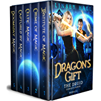 Dragon's Gift: The Druid Complete Series: Books 1-5 (English Edition)