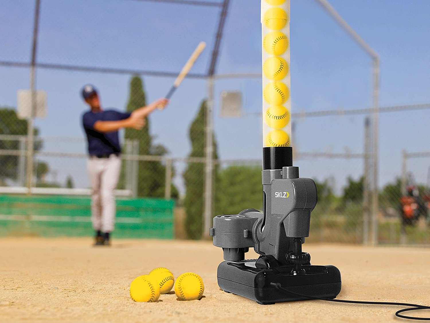BEST BASEBALL PITCHING MACHINE