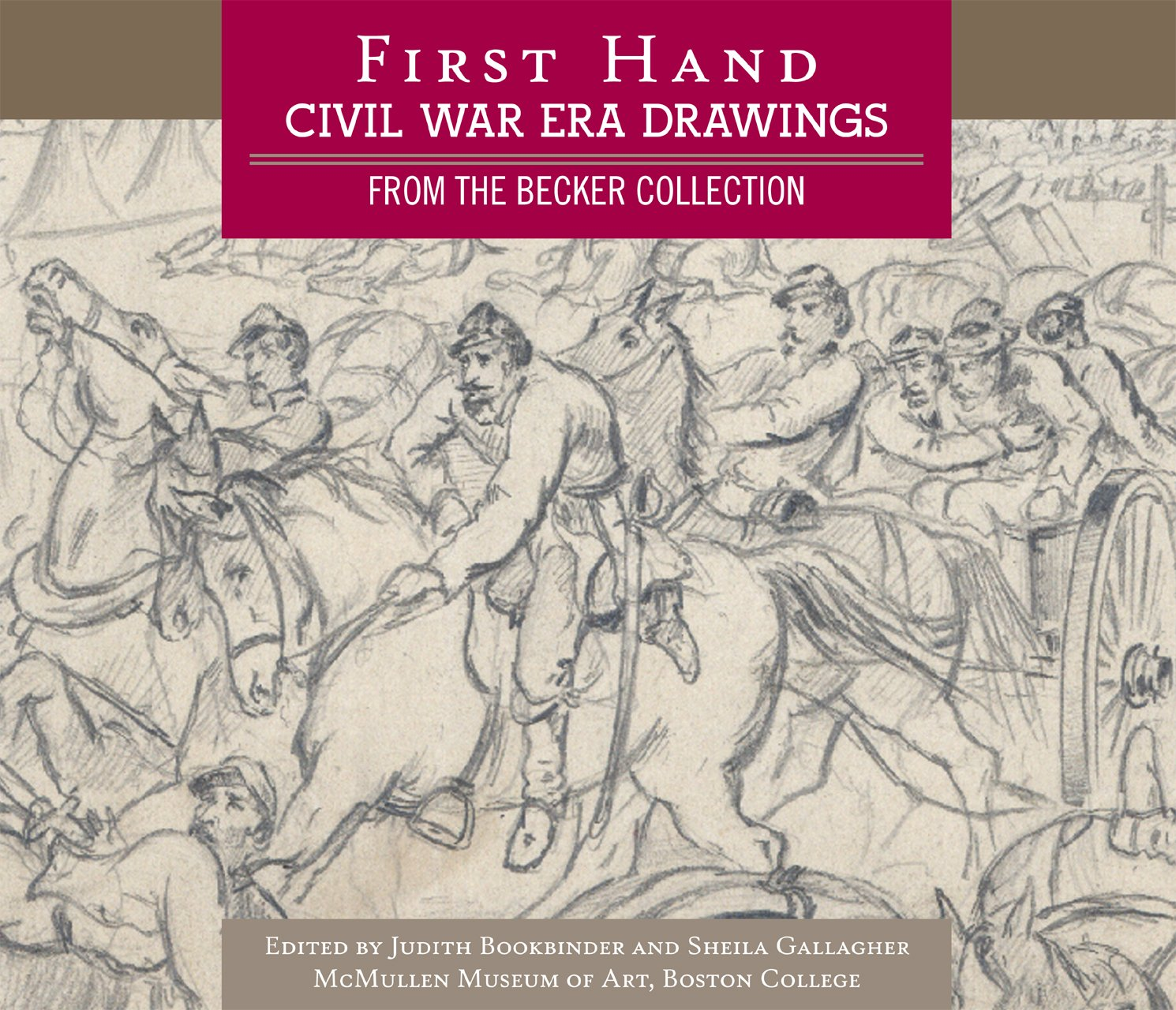 Download First Hand: Civil War Era Drawings from the Becker Collection pdf