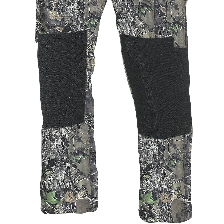/Woodland Forest Camouflage und Khaki Design/ /Ideal f/ür Angeln Fladen Authentic Wear vollst/ändig wasserdicht und Winddicht Outdoor Utility Hose/ Jagd und /ähnliche Pursuits
