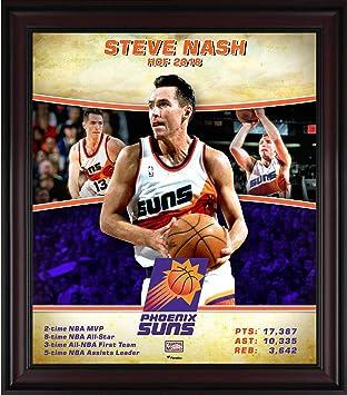 on sale 96992 65553 Steve Nash Phoenix Suns Framed 15