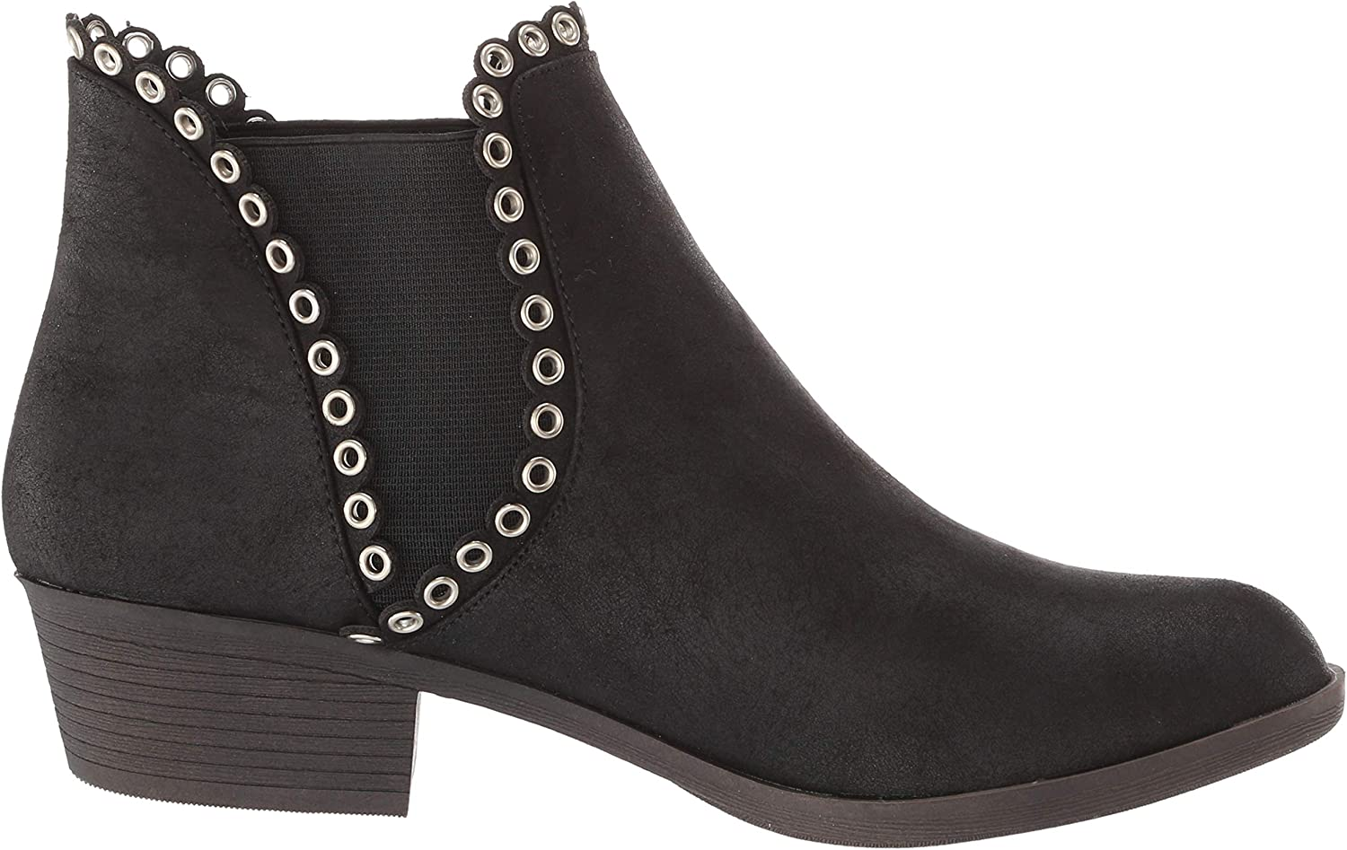 Sbicca Women's Marjorie Ankle Boot Black