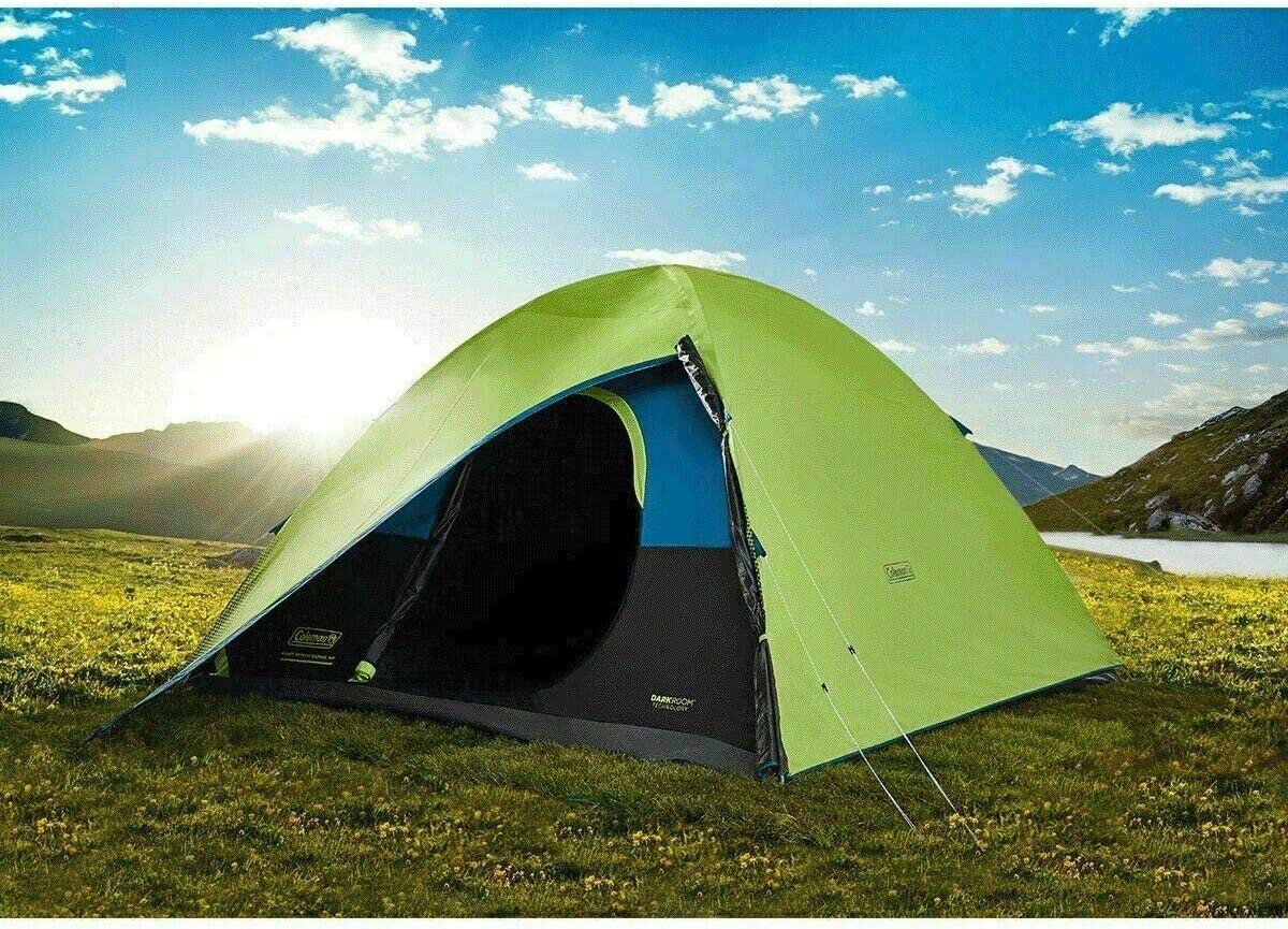 6 Person Dark Room Sundome Tent | Coleman