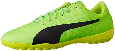 cb8b488fd0152f Puma Men s Evopower Vigor 4 Tt Footbal Shoes  Amazon.co.uk  Shoes   Bags