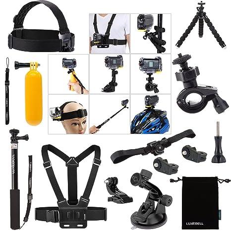 Luxebell 14en1 Kit de Accesorios Deportivos Bundle para Sony ...