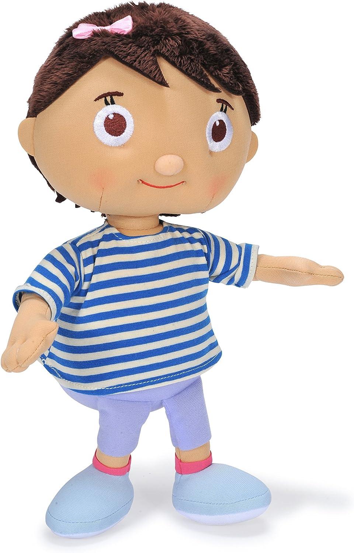 KD Toys LB8148 Little Baby Bum MIA - Peluche Musical: Amazon.es ...