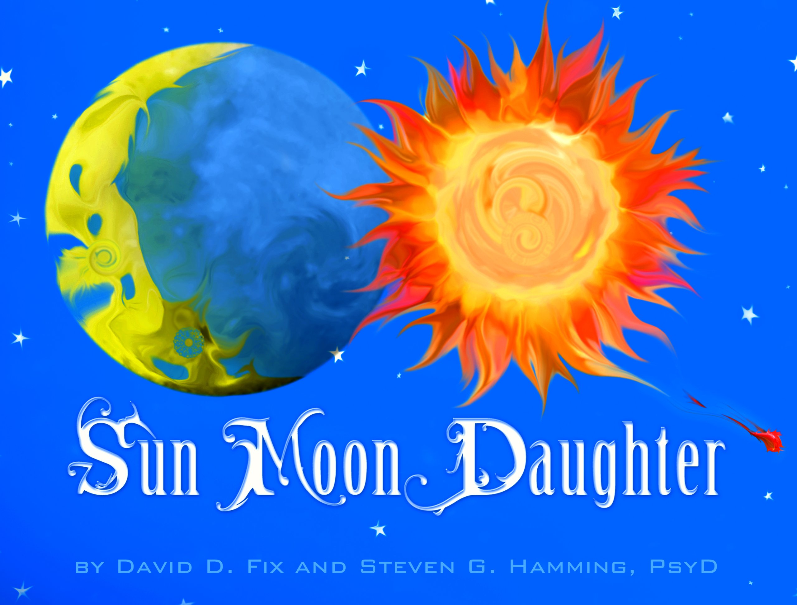 Download Sun Moon Daughter (Offering parents a way to talk with their children about divorce.) PDF