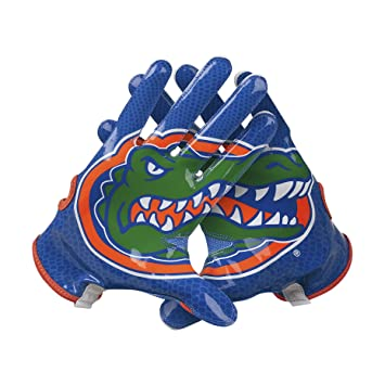 Nike Vapor Knit NCAA Florida Gators On Field Receivers Football Gloves -  Large