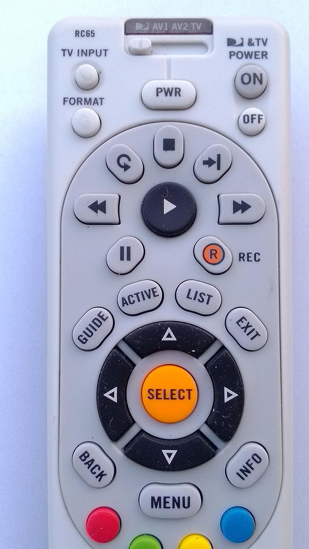 Amazon generic directv rc65 universal remote control home amazon generic directv rc65 universal remote control home audio theater sciox Gallery