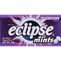 Eclipse Mints, Blackcurrant, 35g