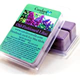 Old-Fashioned Lilac, Super Scented Soy Melt Cubes, Pack of 2- Use in Tart Warmers, Tea Light Warmers, Oil Warmers or Scentsy Warmers!
