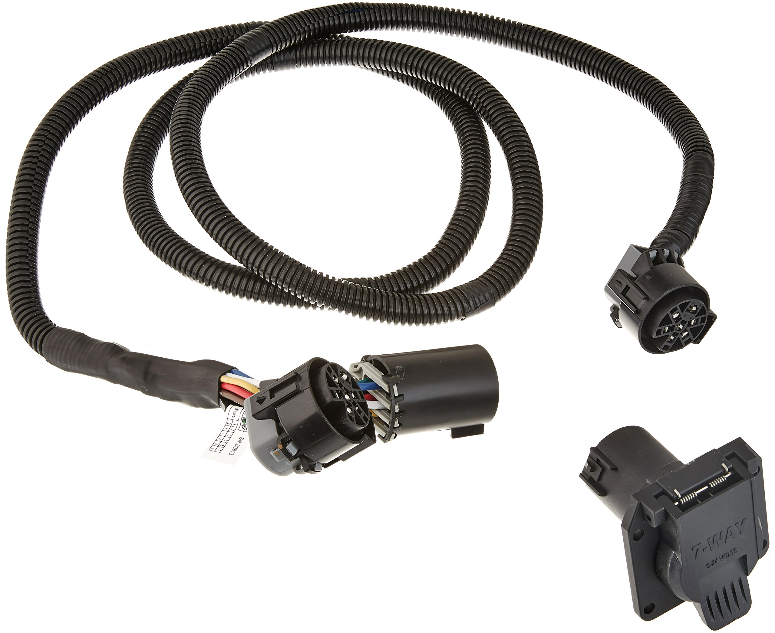 CURT 56070 Custom Wiring Harness Extension
