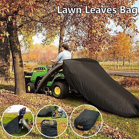 Amazon.com: Jaklove - Bolsa de hojas para tractor, bolsa con ...