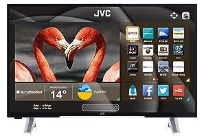 Preiswerter JVC 43 Zoll Fernseher mit hoher Bildqualität