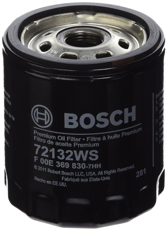Bosch 72132 WS taller motor filtro de aceite: Amazon.es ...