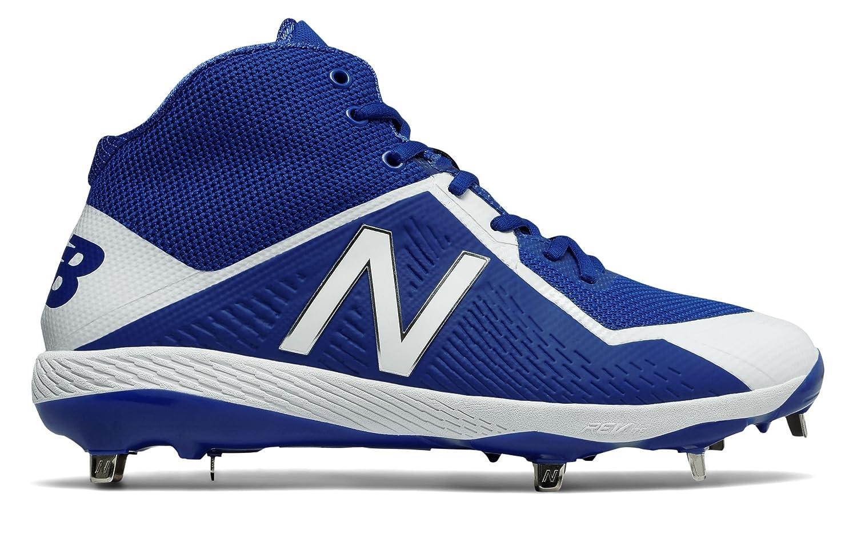 (ニューバランス) New Balance 靴シューズ メンズ野球 Mid-Cut 4040v4 Royal Blue with White ロイヤル ブルー ホワイト US 8 (26cm) B075P1BYQP