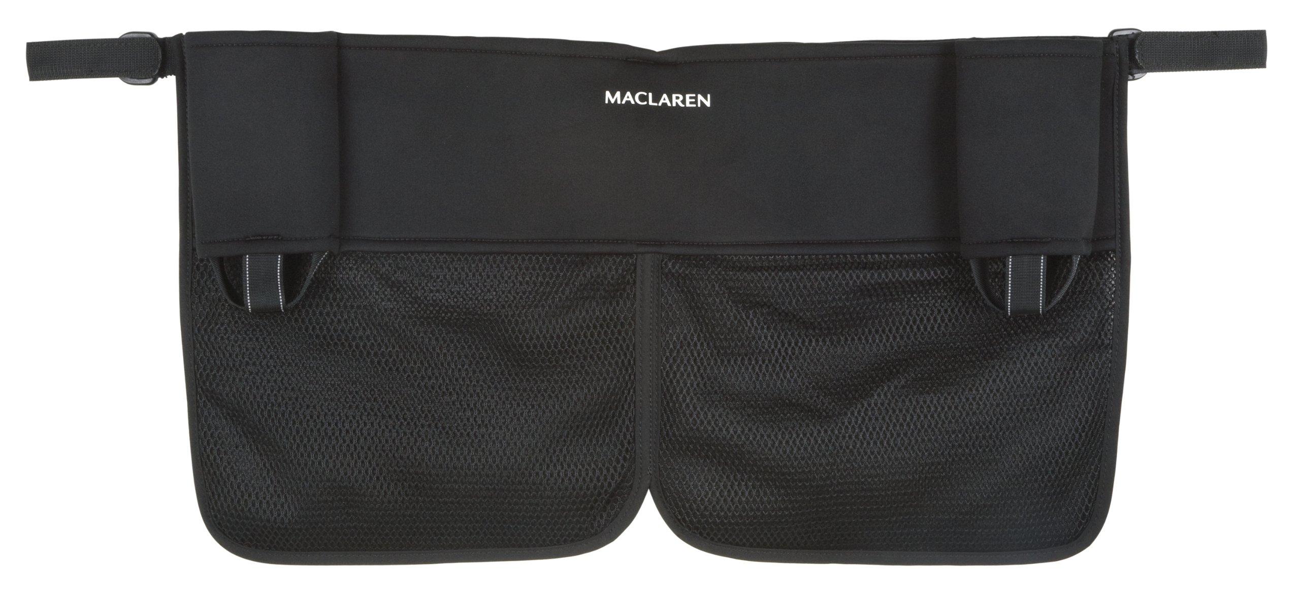 Maclaren Universal Organizer, Twin- Black