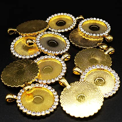 31.17x15.88x8.52mm Faceted Glass Stone Pendant Earring Charms Brass Glass Tourmaline Necklace Pendant GS1002B Jewelry Supplies