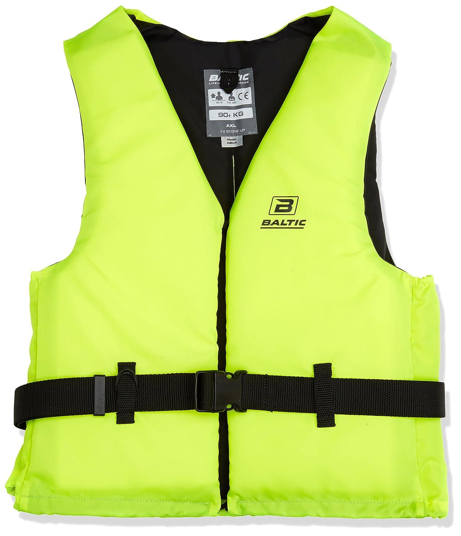 50N Schwimmweste für Kinder /& Jugendliche 30-50kg 5319 Baltic Aqua rot NEU
