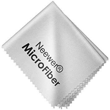 Neewer® 5.9x5.7in   15x 14.5cm Ultra Doux Chiffon de Nettoyage en ... 484e1c03fbc5