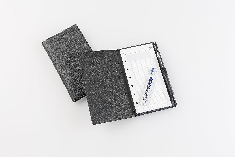 Notizblock HelfRecht Memo Classic  aus aus aus Leder Notizblock in Lederhülle Notizbuch - karminrot B00L10XLUY | Online  | Primäre Qualität  | Verrückter Preis  6bb97d